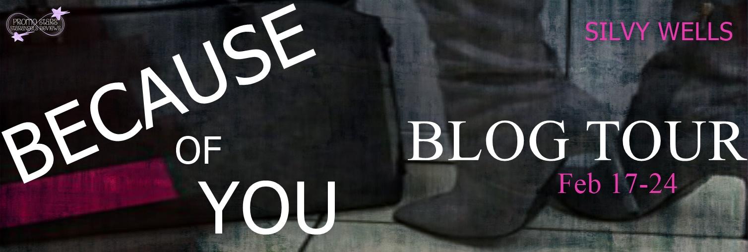 Because of You Blog Tour