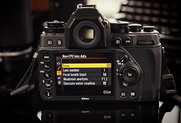 Nikon Df - a hands on review