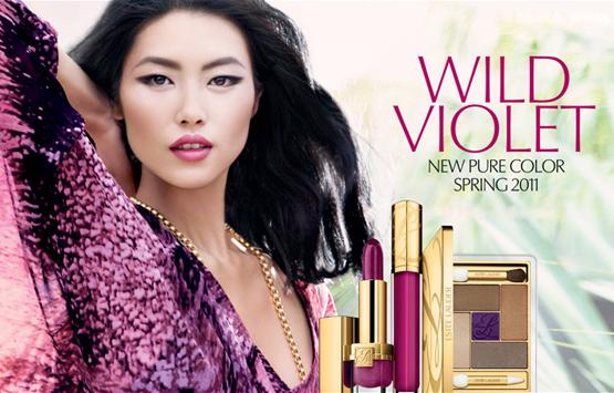Esteé Lauder maquillaje Primavera 2011 Pure Color Wild Violet
