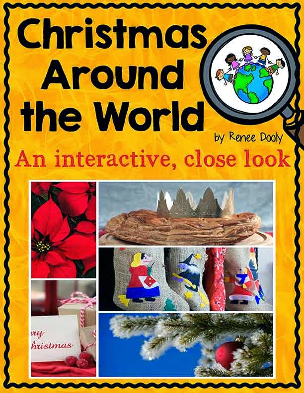 first grade blogs christmas around the world