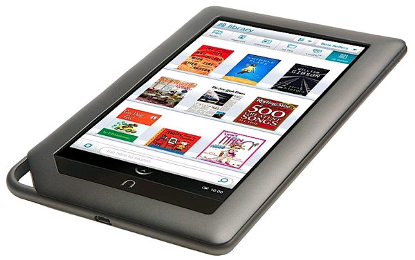 Barnes & Noble NOOK Tablet Review and Gaming Performance
