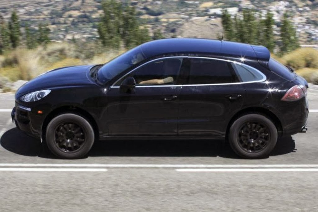 Porsche Macan Wallpapers