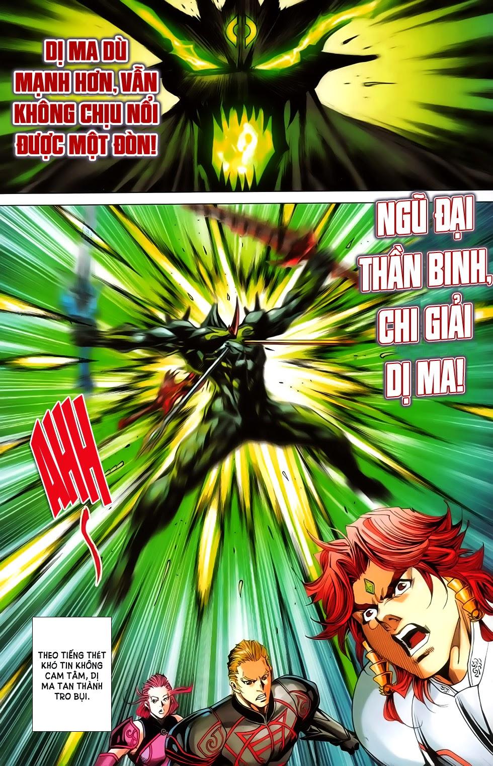 Dong Binh Thiên Hạ chap 75 - Trang 18