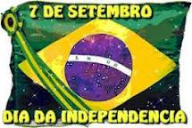 07/09 - INDEPENDÊNCIA DO BRASIL