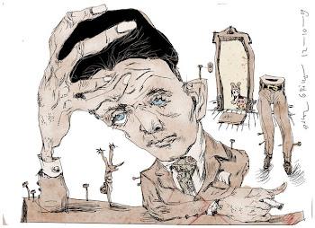 Thinker - Oscar Grillo