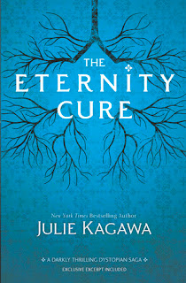 A review of The Eternity Cure by Julie Kagawa published by Harlequin Teen