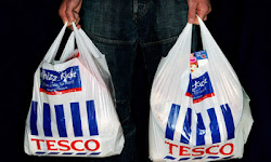 Tesco Introduces Fee For Plastic Bags - Charge To raise Money For Causes