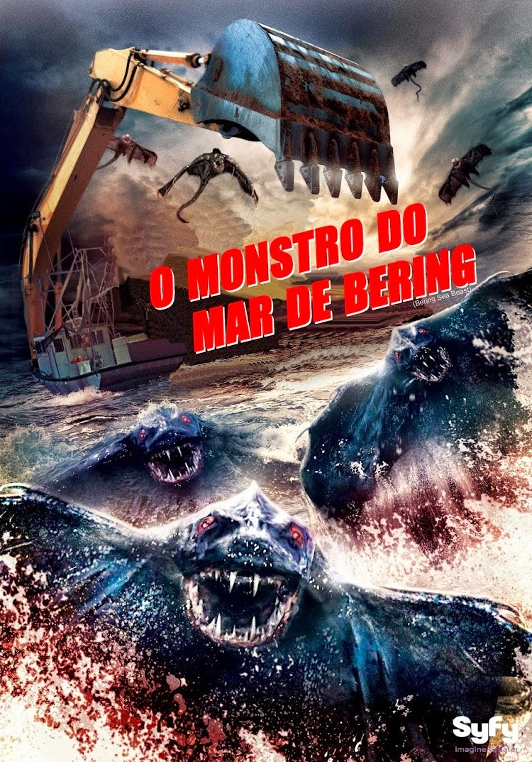 O Monstro do Mar de Bering – Dublado (2013)