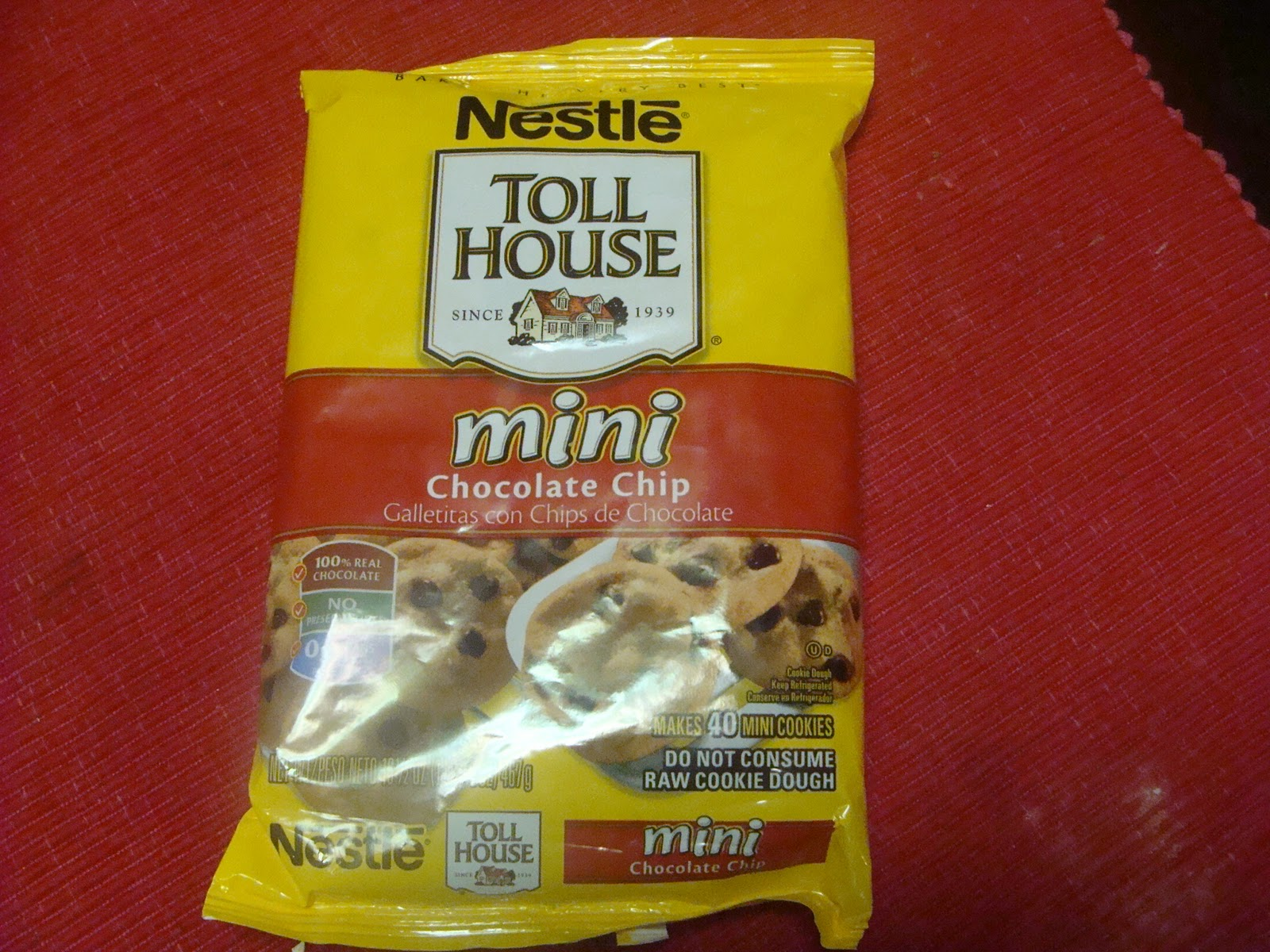 Memoirs from My Kitchen..: Nestle Tollhouse chocolate chip cookies ...