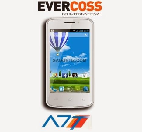 Spesifikasi dan harga evercoss a7t