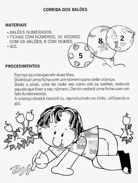 atividade para plano de aula para o dia das crianças