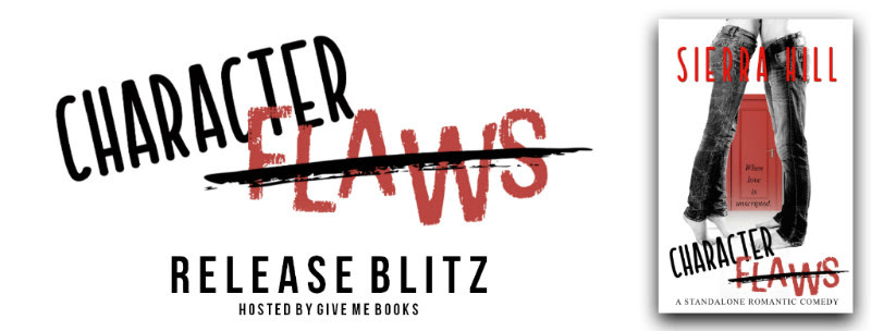 Character Flaws Release Blitz