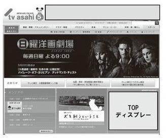広告料金 テレビ朝日