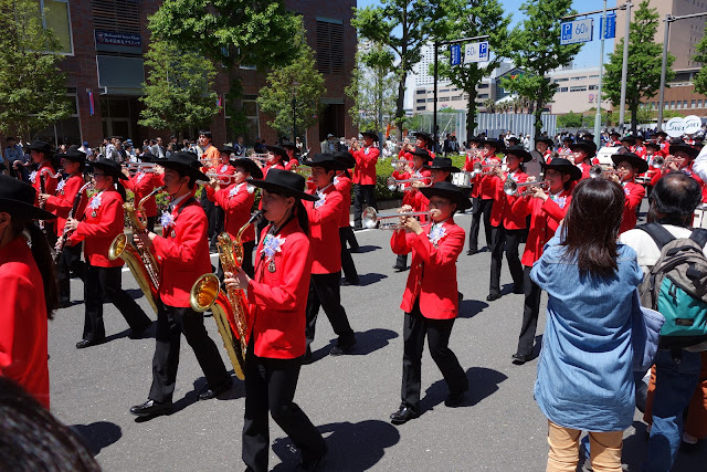 Yokohama International Parade 2013