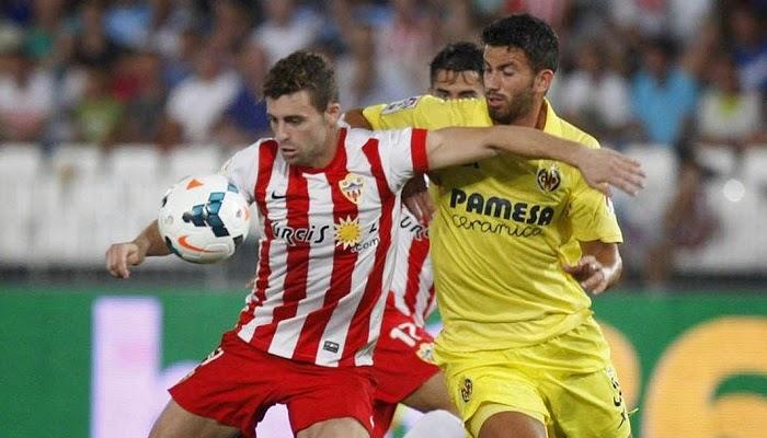Almeria vs Villarreal en vivo