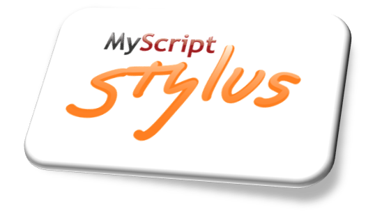 my script Myscript cloud is an http-based set of services, providing handwriting  recognition it is based on a rest architecture and also on websocket  networking that.