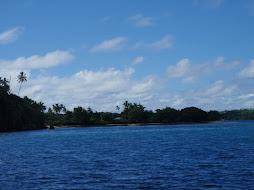 Tongan Island Scenery