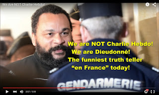 Why Is Charlie Hebdo OK, But Not Dieudonne? HYPOCRISY (22:52)