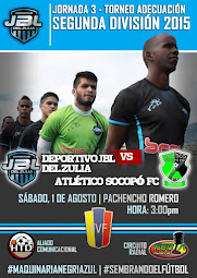 J3 victoria 2-1 vs Atlético Socopó
