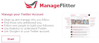ManageFlitter Twitter Application Manage Your Twitter Account Using Bulk Unfollow