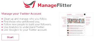 ManageFlitter Twitter Application Manage Your Twitter Account Using Bulk Unfollow