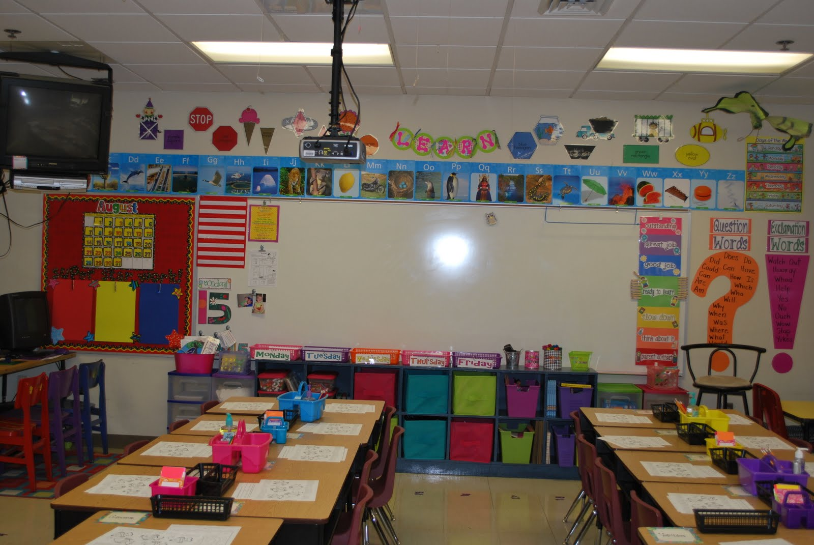 Classroom Ideas Second Grade ~ Mrs lee s kindergarten my sister second grade