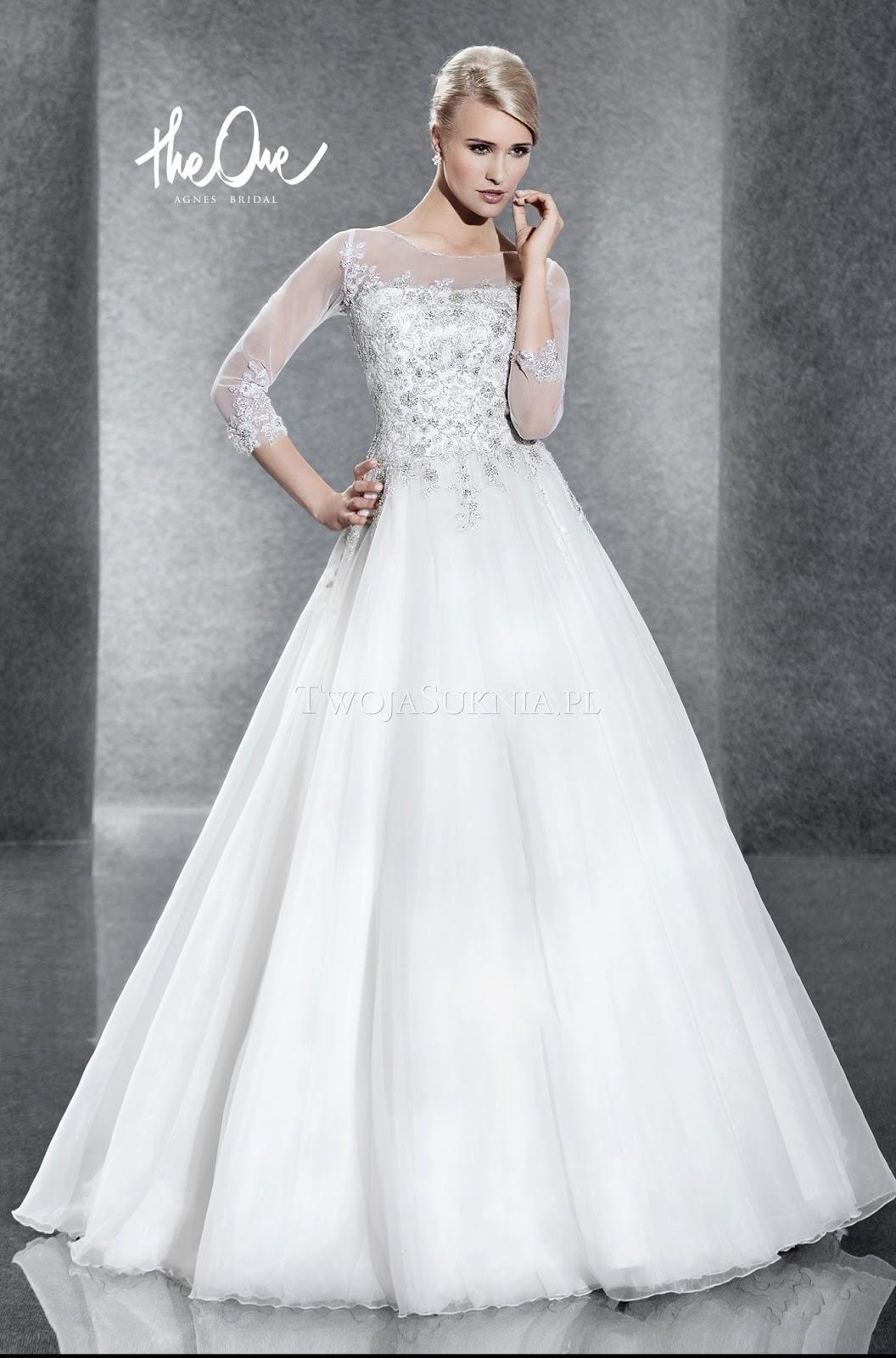 Suknie ślubne Vestido Października 2015