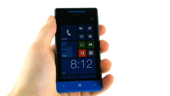 HTC Windows Phone 8S : Hands-On Review
