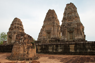 Pre Rup Temple towers, Cambodia