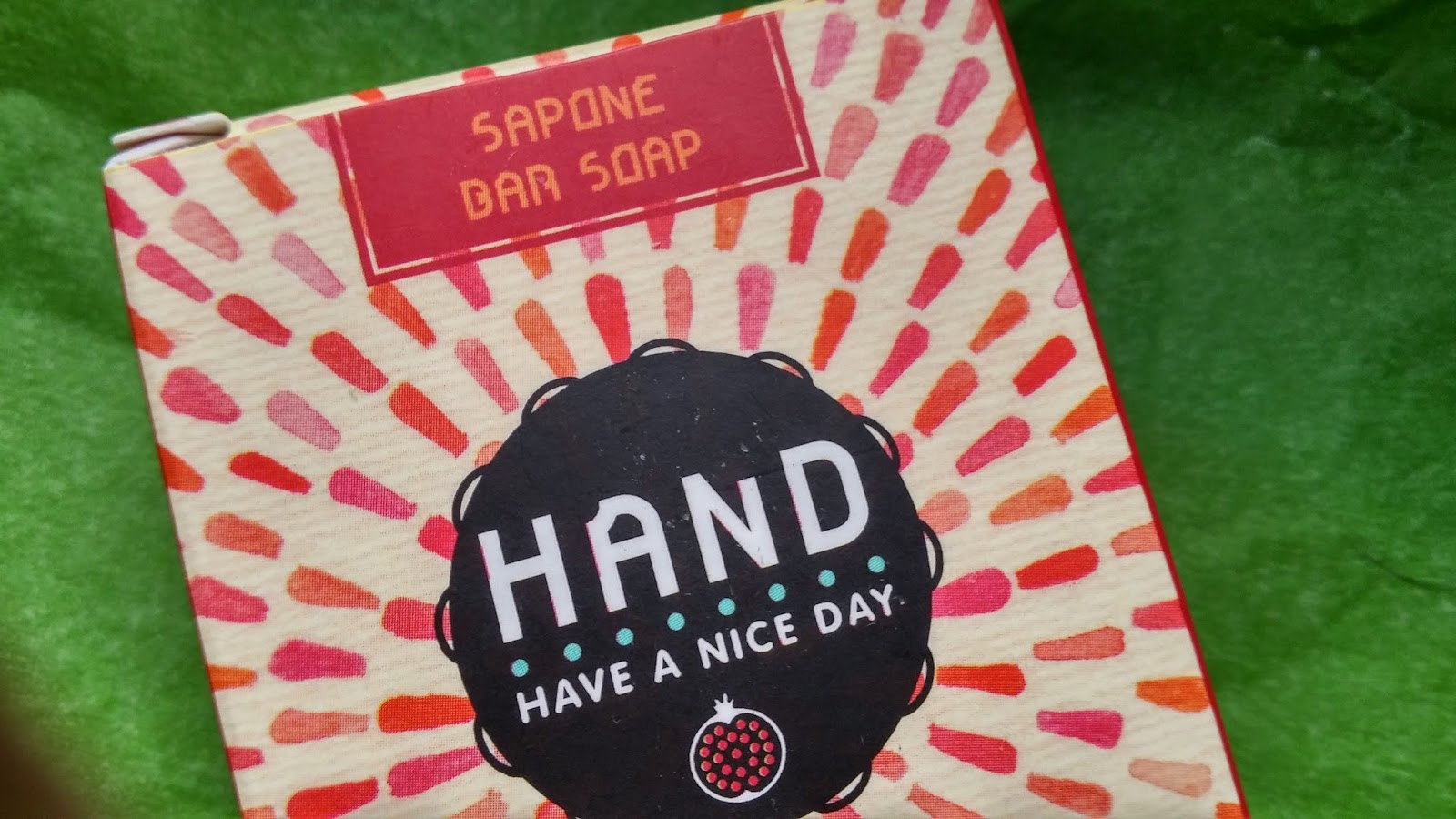 HAND Have a NIce Day