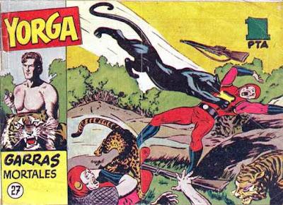 Yorga Nº 27-Hispano Americana de Ediciones