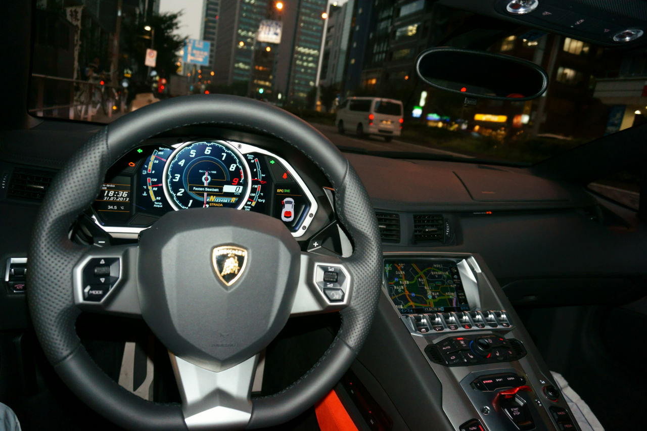 Lamborghini Steering Wheel Latest Lovely