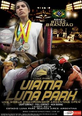 MUNDIAL UIAMA LUNA PARK 2014