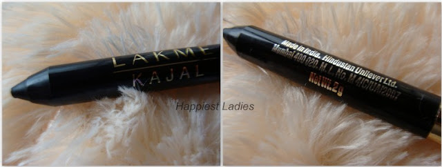 Lakme Kajal Brand and Quatity+lakme india