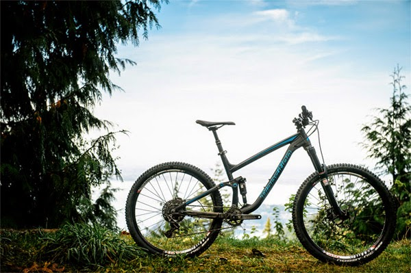 GiddyUp Setup Transition Bikes