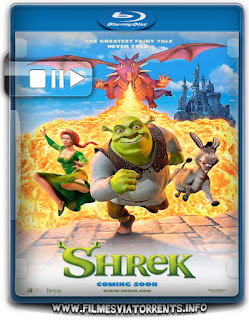 Shrek Torrent - BluRay Rip 1080p Dual Áudio