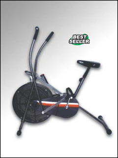Alat olahraga sepeda statis murah