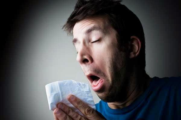 hidung mampet