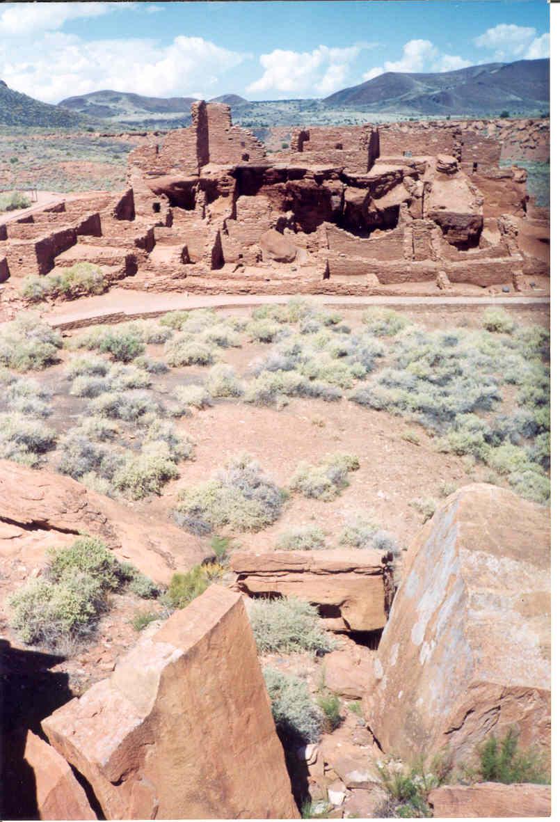 Wuptaki Ruins
