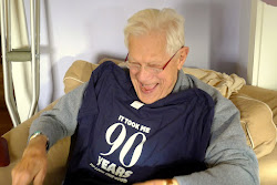 Ron at 90