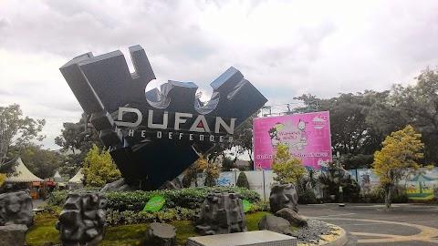 Hello Kitty mengenalkan Dunia di Dufan