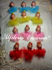 ALFILERES BAILARINAS