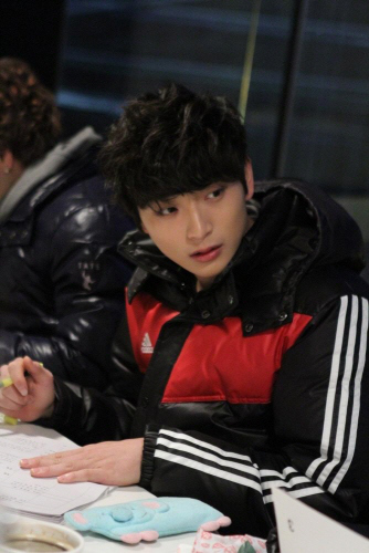 Foto 2AM Jinwoon