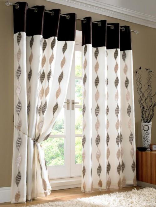 Window Curtain Design Ideas