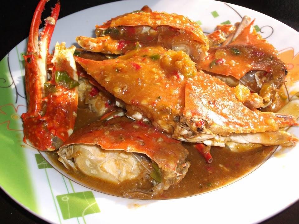 Resep Membuat Kepiting Saus Tiram Paling Enak