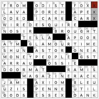 L A Crossword Confidential 04 28 Thu