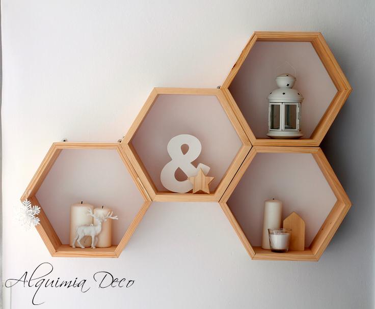 Nuevas estanterías en casa | Alquimia Deco