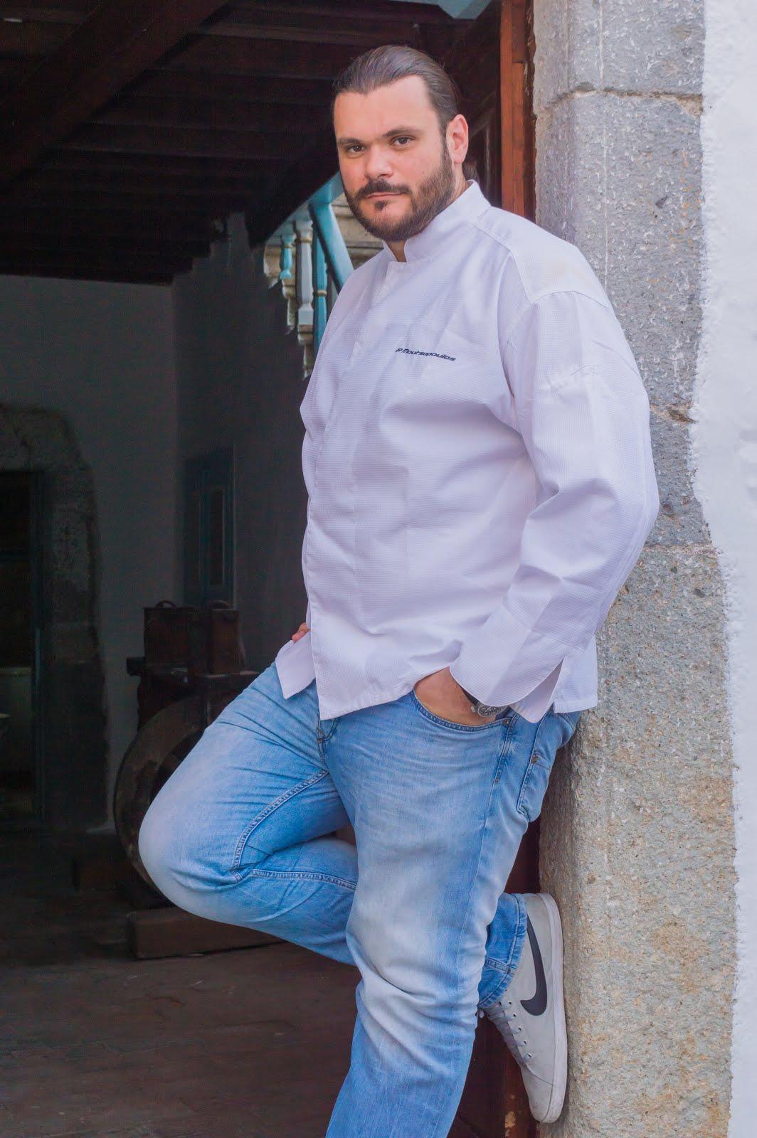 O Chef Παναγιώτης Μουτσόπουλος, προτείνει