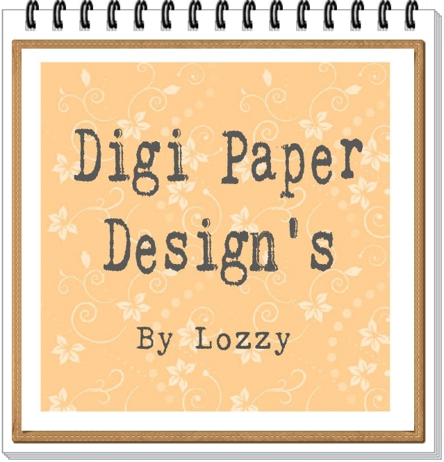 Lozzy's Digi Papers