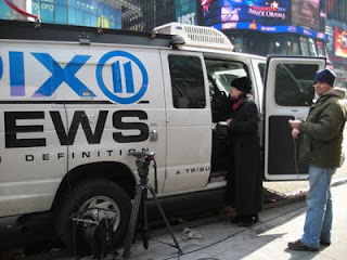 PIX 11 Live Truck